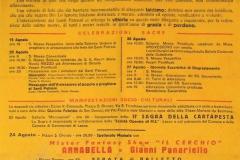 4 ING. GIANNI CARLUCCIO - TIP. BUTTAZZO - S. ORONZO (1983)