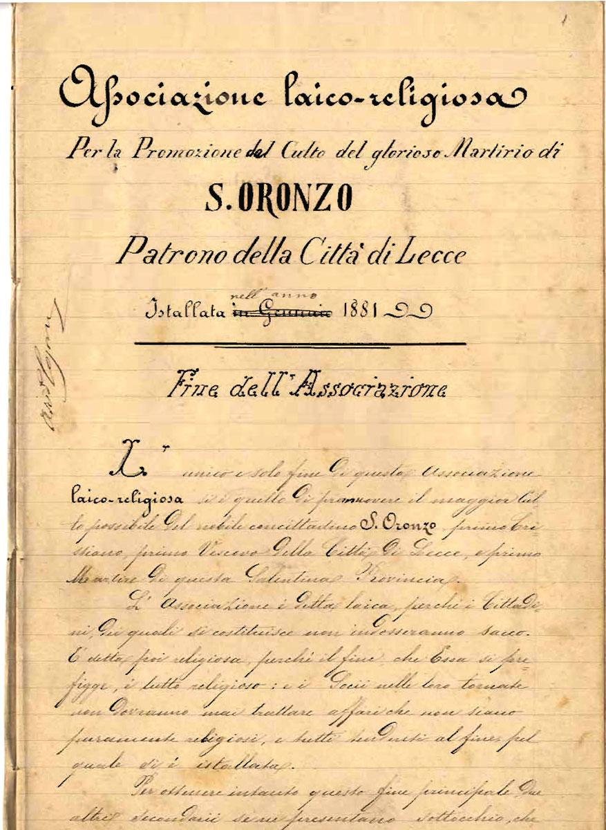 Associazione-S.-Oronzo-Statuto