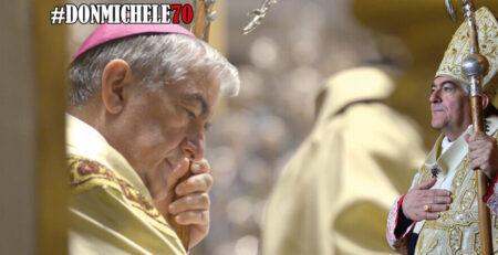 La vocazione al sacerdozio, il dono più grande ricevuto dall'arcivescovo